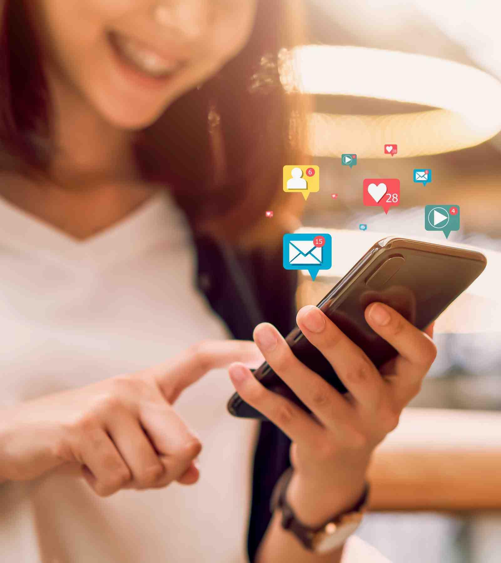 Social media marketing per aziende e professionisti