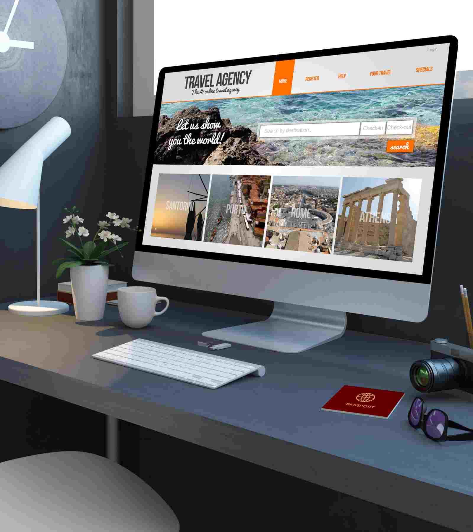 realizzazione siti web aziendali e per professionisti.